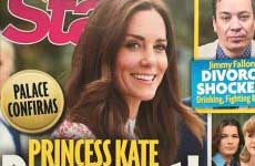 Kate Middleton Embarazada! Baby No 3 (Star)