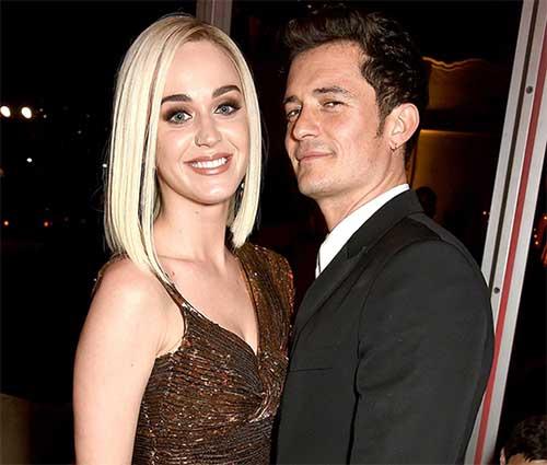 Katy Perry y Orlando Bloom separados?