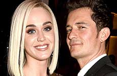 Katy Perry y Orlando Bloom separados?