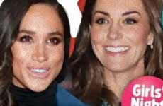 Meghan Markle dice a Kate: tendré el baby de Harry! (OK!)