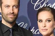 Natalie Portman tuvo a su hija Amalia