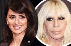 Penélope Cruz será Donatella Versace en American Crime Story