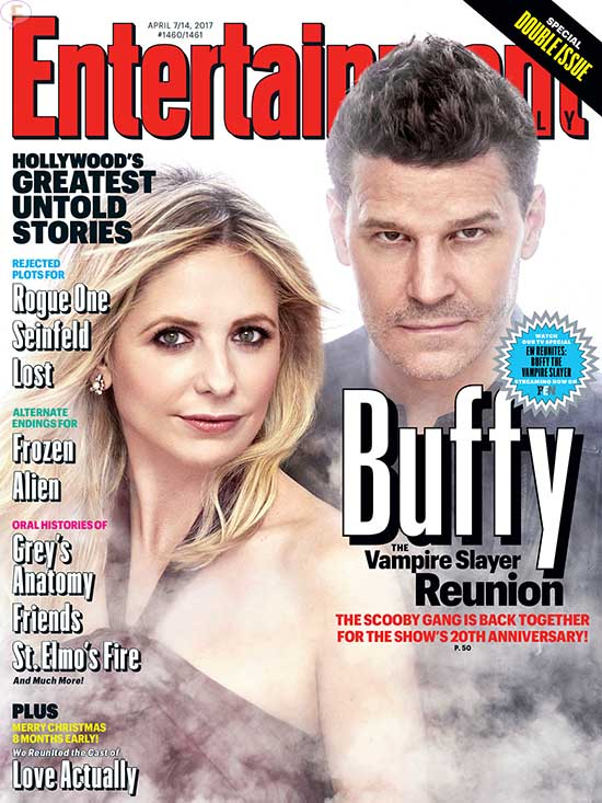 Buffy La caza Vampiros: la reunión – Entertainment Weekly
