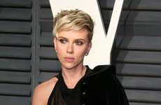 Scarlett Johansson lista para una sucia batalla de custodia