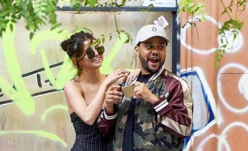 Selena Gomez y The Weeknd planeando boda?