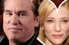 Val Kilmer y sus creepy tweets sobre Cate Blanchett