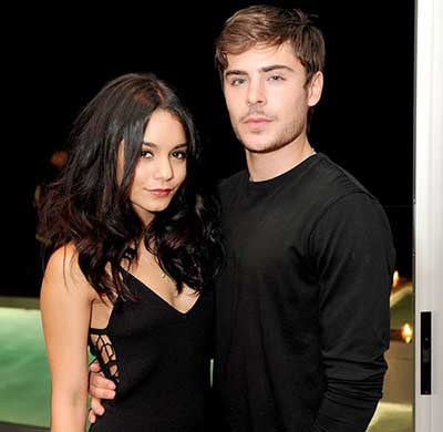 Zac Efron And Vanessa Hudgens Sexing 74