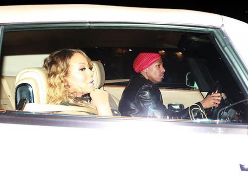 Mariah Carey y Nick Cannon pasan más tiempo juntos