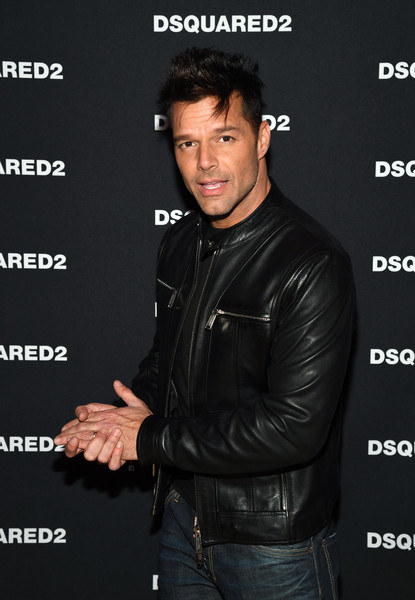 "Ricky Martin en ""Versace: American Crime Story"""