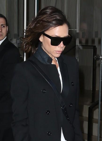 Victoria Beckham registra el nombre de su hija Harper Seven
