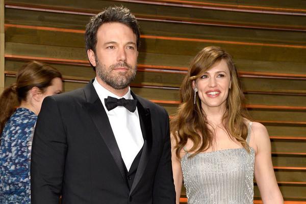 Jennifer Garner y Ben Affleck solicitan el divorcio!!!