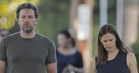Ben Affleck aún vive con Jennifer Garner en la casa familiar