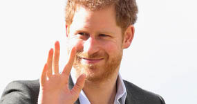 El Principe Harry revela que fue a terapia en sus 20s