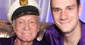 Cooper, el hijo de Hugh Hefner habla de Playboy y su padre