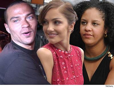 Grey's Anatomy, Jesse Williams se divorcia