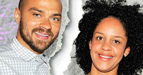 Grey's Anatomy, Jesse Williams se divorcia