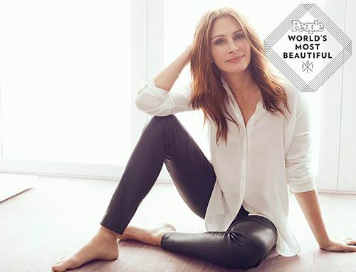 Julia Roberts: la Mujer Más Hermosa del Mundo 2017 – People