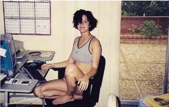 Katy Perry busca foto HOT suya por insegura