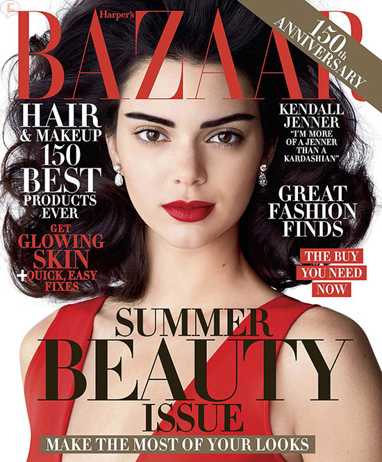 Kendall Jenner: Soy más Jenner que Kardashian - Harper's Bazaar