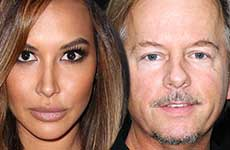 Naya Rivera y David Spade en Hawaii! NEW COUPLE ALERT!!