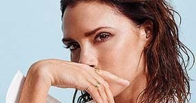 Victoria Beckham: Nunca fui la mejor cantante de Spice Girls (Elle)