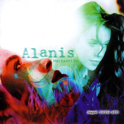 Disco de Alanis Morissette, Jagged Little Pill tiene un musical