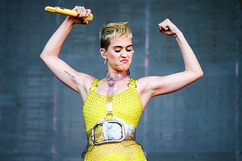 Katy Perry: 25 millones por ser Juez de American Idol!