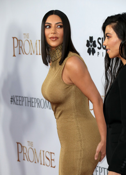 Kanye West quiere que Kim se arregle el trasero!!