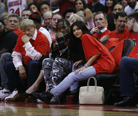 Novio de Kylie Jenner, Travis Scott, Arrestado!!
