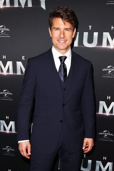Tom Cruise tiene 1346 dias que no ve a Suri