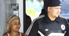 Blac Chyna y Rob Kardashian se juntan por Dream