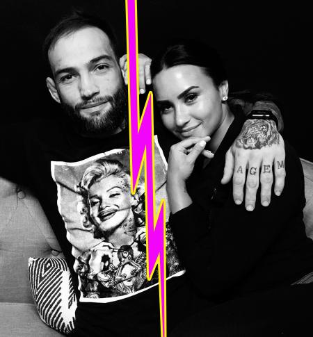 """Demi Lovato y Guilherme """"Bomba"""" Vasconcelos terminaron"""