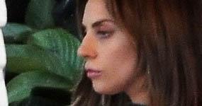 """Lady Gaga matándose de hambre por papel en """"A Star is Born""""?"""