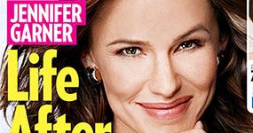 Jennifer Garner y su vida tras la separación (People)