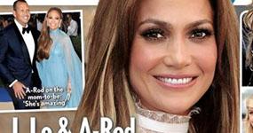 JLo y A-Rod tendrán un hijo! (Life&Style)