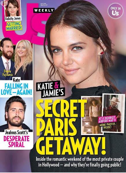 Katie Holmes se niega a hacerse cirugias plásticas