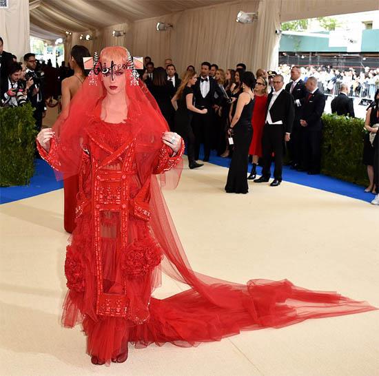 Katy Perry: MET Gala 2017 - Pharrell, Gisele, Anna Wintour
