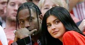 Kylie Jenner y Travis Scott van en serio!