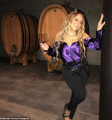Mariah Carey volvió con Bryan Tanaka! TAAA...NAKA!