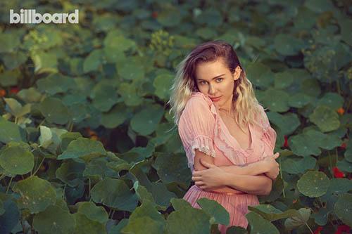 Miley Cyrus habla de Liam, música, dejar de fumar y más! (Billboard)
