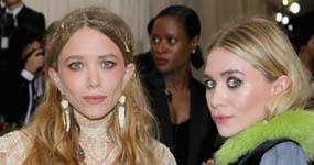 Las Gemelas Olsen Met Gala 2017 – Thandie, Kerry, Lily
