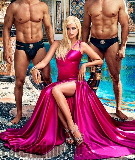 Foto Oficial: Penelope Cruz como Donatella Versace American Crime Story