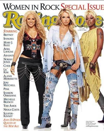 Britney Spears olvidó mencionar a Shakira? HA!