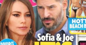 Sofia Vergara y Joe Manganiello terminan! (Star)