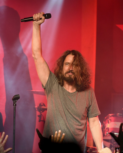Chris Cornell habia tomado drogas prescritas