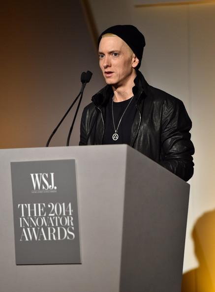 Eminem se ve diferente? Really?