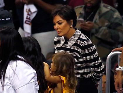 Kris Jenner preocupada por sus nietos!