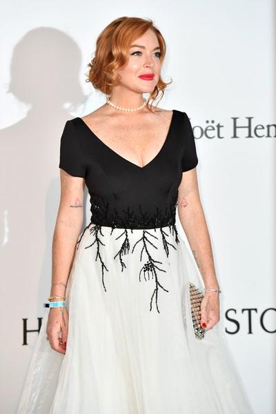 Lindsay Lohan se une a la comedia Sick Note