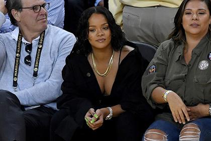 Rihanna tiene novio nuevo, un magnate árabe!