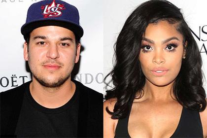 Mehgan James inventó que era novia de Rob Kardashian?
